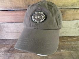 GOLF Classic Sports Adjustable Hat Adult Cap - $8.90
