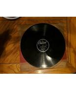Betty Hutton - 78 rpm single 10 inch - Capitol Records #1835 - $9.90