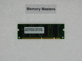 MEM2600XM-128U160D 128MB Approved DRAM DIMM Memory for 2600XM Series Router - $47.52