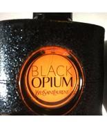 Black Opium Eau De Parfum 1 oz- Partial Bottle – Almost Full - $53.34