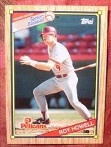 Senior Baseball Topps 1989#88 Roy Howell - $0.99