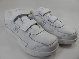 New Balance 576 Size US 6.5 M (B) EU 37 Women's Walking Shoes White WW576VW