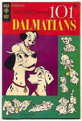 Primary image for 101 Dalmations #1 1969- Gold Key- Walt Disney comics VG/F