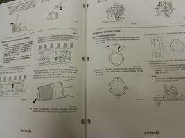 1999 Mazda B-Serie 3.0L Motor Truck Service Reparatur Shop Manuell Fabrik OEM 99 image 8