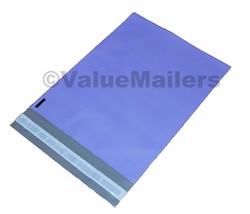 1000 10x13 PURPLE Poly Mailers Shipping Envelopes Couture Boutique Quali... - $55.89
