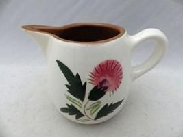 "Stangl Pottery - Thistle Pattern - Creamer - 2 3/4"" tall - EUC - $4.95"