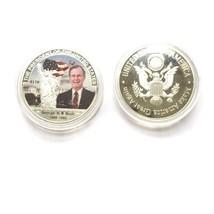 PRESIDENT GEORGE H. W. BUSH 1989-1993 CHALLENGE COIN - $11.72