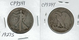 1927 S Walking Liberty Half Dollar Actual Photo of Coin CP9341 - $16.95