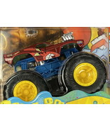 HOT WHEELS SPONGEBOB SQUAREPANTS MR. KRABS MONSTER TRUCK - $12.72