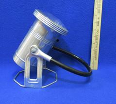 Vintage Aluminun Lantern Ecolite Economy Co Railway Handle Movable Untested - $16.82