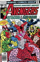 Avengers, The #161 FN; Marvel | save on shipping - details inside - $7.50