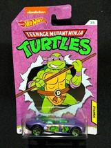 Hot Wheels Teenage Mutant Ninja Turtles Donatello RRRoadster 3/5 2020 - $12.86