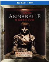 Annabelle: Creation [Blu-ray+DVD] (2017)