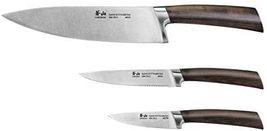 Cangshan A Series 61901 Swedish Steel Forged 3-Piece Starter Knife Set - $119.99