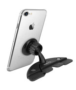 Magnetic CD Mount Quick Snap Phone Holder for Samsung Galaxy S9 - $18.88