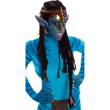 Rubie's Costume Co Avatar Deluxe Wig And Ears, Neytiri-Standard - $28.61