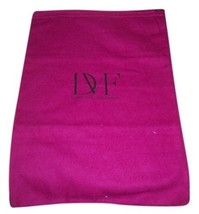 Excellent Brand New Diane Von Furstenberg Sleeper Dust Cover Bag, For Purse - $4.94