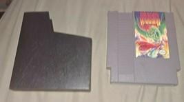 Dragon Warrior (NES, 1989) Authentic W/ Case - $23.36