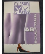 Mari Winsor Pilates AB Sculpting DVD Excercise Fitness Pre-owned Guthy-R... - $9.99