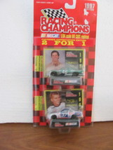 Nascar Collectable - Racing Champions 1997 - 1/64 Scale - 2 For 1 - 2 Vehicles - $8.95