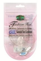 Moneysworth & Best Fashion Feet Gel Toe Sandal Cushion Shoe Insert image 1