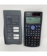 Casio fx-300ES Solar Scientific Calculator - $3.95
