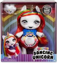 Poopsie Dancing Unicorn Rainbow Brightstar Dancing and Singing Unicorn Doll - $33.41
