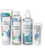Avon Water Lily & Apple Blossom Collection - $11.88+