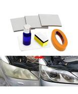 Car Headlamp Polishing Anti-scratch Head Lamp Lense Headlight Restores D... - $16.78