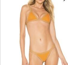 Ellejay Talita Bikini Bottom Orange Medium NWT New - $28.04
