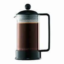 Bodum Brazil Shatterproof SAN 3 Cup Coffee Press, 12-Ounce - £15.36 GBP