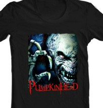 Pumpkinhead T Shirt retro monster movie black graphic tee vintage horror film image 2