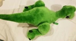 "Rare Vintage Large Rex From Toy Story Plush Disney Pixar Stuffed Animal 25"" - $48.99"