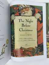 The Night Before Christmas Book By Clement Clarke Moore 9781452178820 NEW image 3