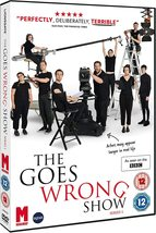The Goes Wrong Show Complete Series 1 BBC Comedy New Go's DVD *REGION 2* - $27.95