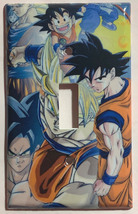 Dragon Ball Z Light Switch Power outlet phone jack Wall Cover Plate Home decor image 5