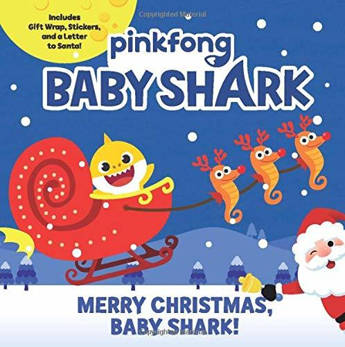 Primary image for Baby Shark: Merry Christmas, Baby Shark! [Paperback] Pinkfong