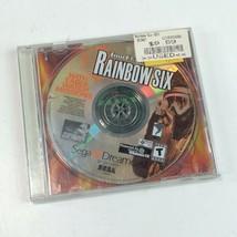 Tom Clancy's Rainbow Six (Sega Dreamcast, 2000) (NO MANUAL) - $6.92