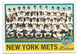 1976 Topps New York Mets Team Set with Traded - $12.15