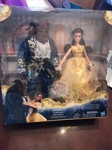 NEW Disney Beauty and the Beast Live Action rand Romance Dolls Belle Shi... - $78.28