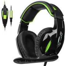 G813 Xbox One Gaming Headset 3.5mm Stereo Wired Over Ear Gaming Headset With Mic - $55.28