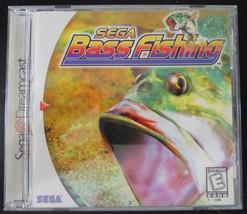 Sega Bass Fishing Dreamcast DC Video Game 1999 - $12.99