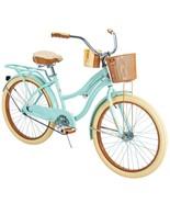 "Girl's Classic Cruiser Bike 24"" Perfect Fit Steel Frame Comfort Ride, Mi... - $261.85"