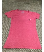 Chicago Bulls Basketball Red T-Shirt Women's Medium Good Condition - $12.86