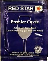 Red Star Premier 10 packets Cuvee Yeast