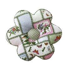 George Jimmy Flower Back Pillow Soft Cushion Office/Car Cotton Tatami Floor Cush - $28.39