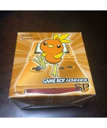 EXTREAM RARE! GAMEBOY ADVANCE SP Torchic Orange Nintendo NEW! - $893.57