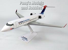 Bombardier CRJ200 (CRJ-200) Delta Connection Skywest 1/100 Scale Plastic Model - $32.66