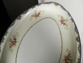 """Meito China THAMES F & B Japan Oval Serving Meat Turkey Platter 16-1/2"""" ... - $39.55"""