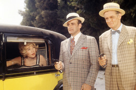Shirley MacLaine, George C. Scott and Art Carney in The Yellow Rolls-Royce 24x18 - $23.99
